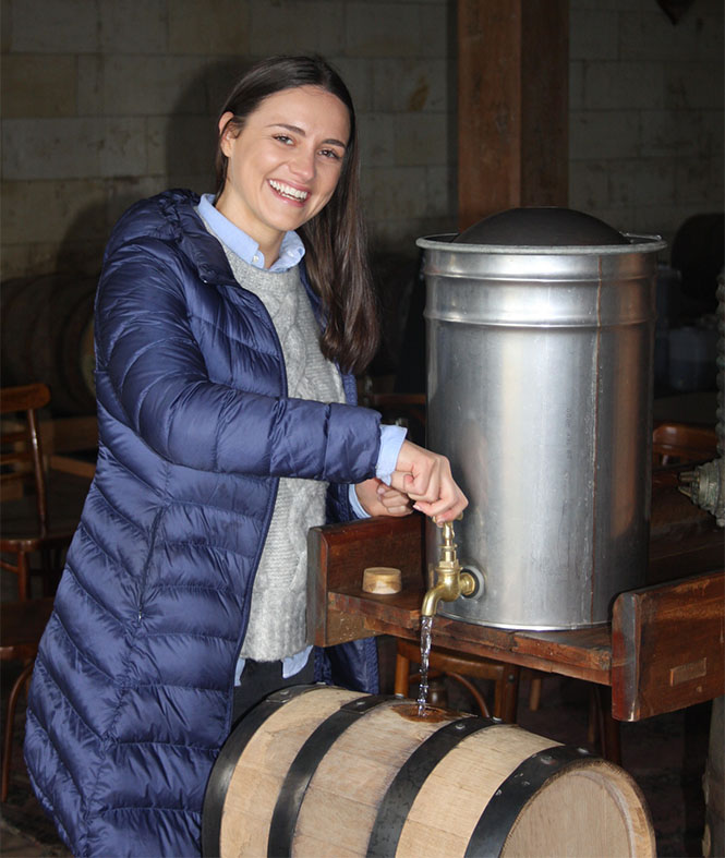 Felicity New Zealand Whisky Cask Fill