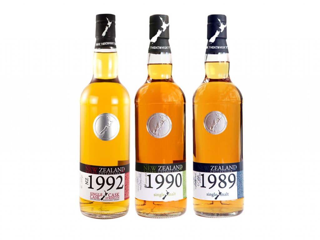 Cask Strength Collection