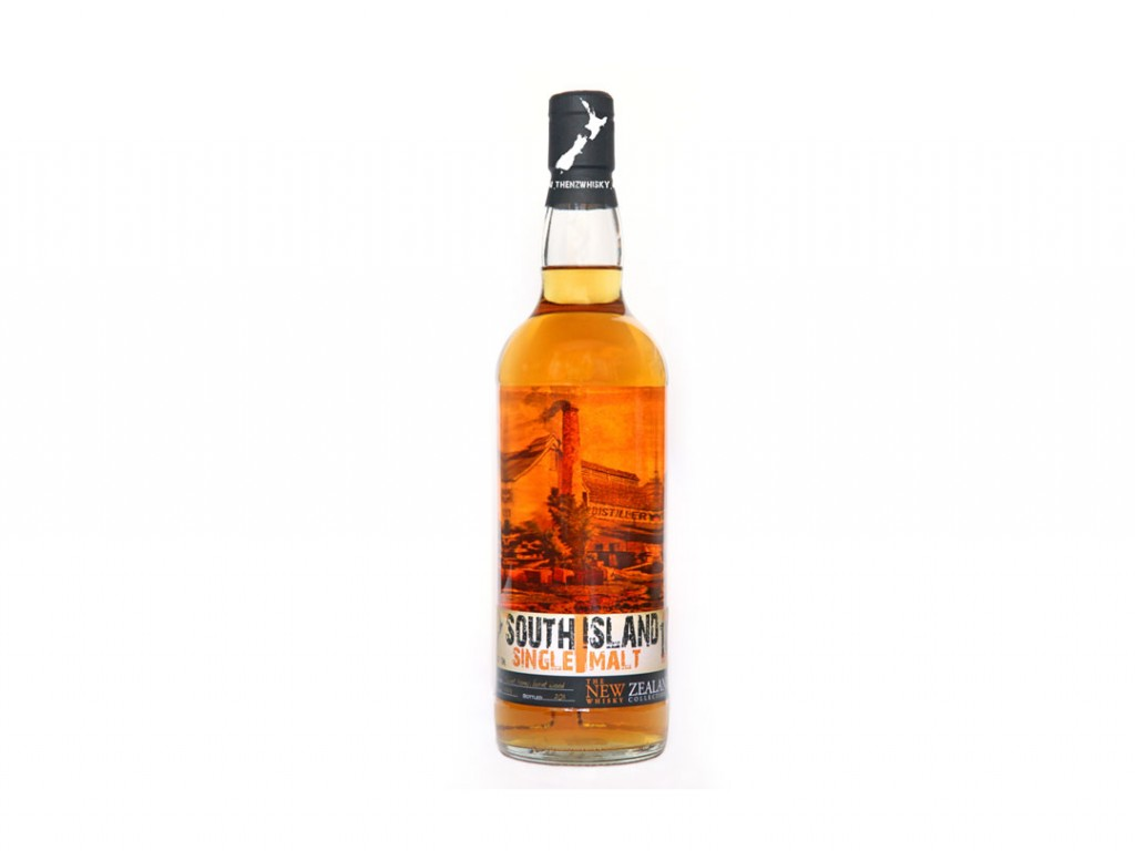 South Island Single Malt 18 Y.O.