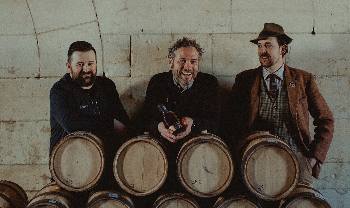 NZ Whisky Team