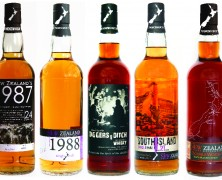 New Zealand wants clean sweep in Whisky Test Match series