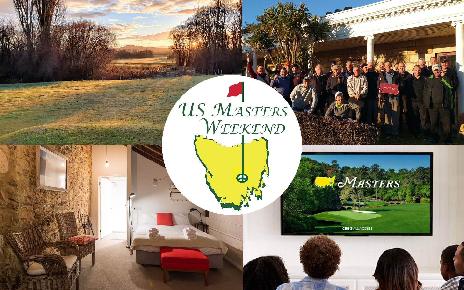 US Masters Weekend: Sunday 11 April, 2021