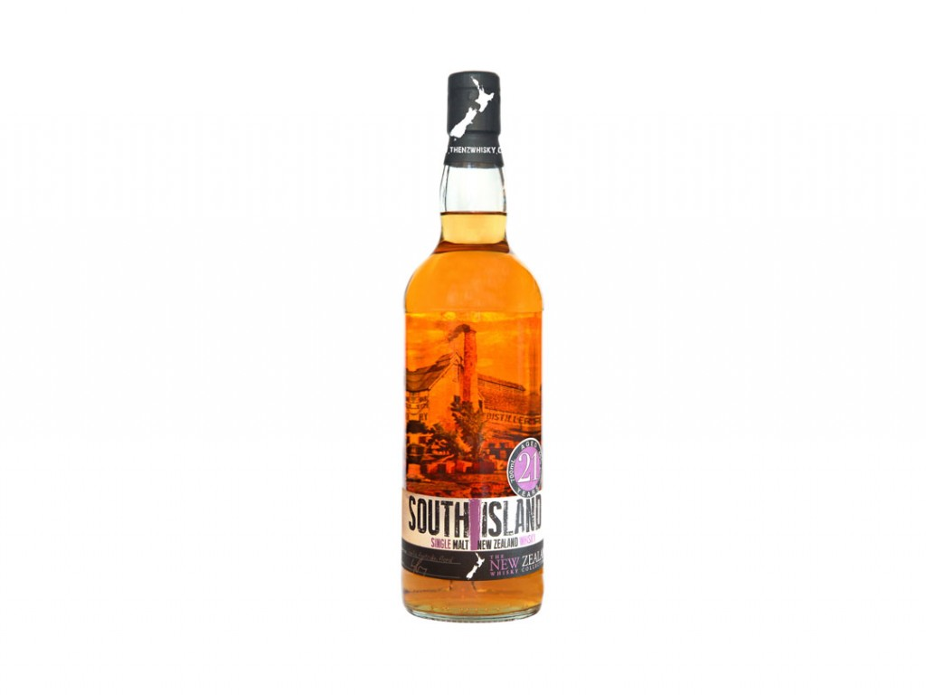 South Island Single Malt 21 Y.O.